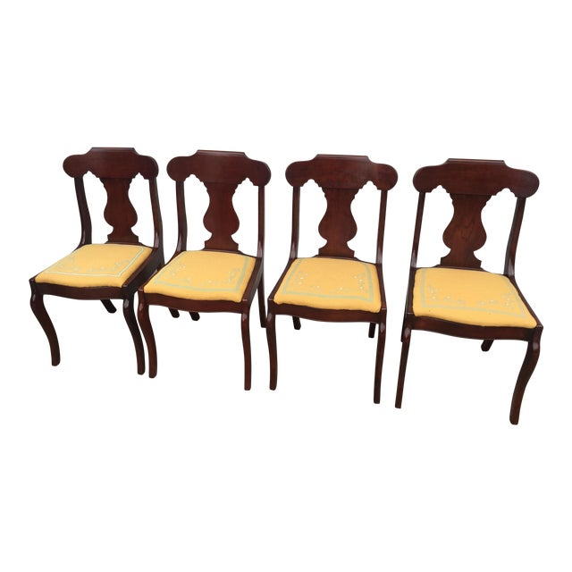 Pennsylvania House Side Chairs - Set of 4 - Image 1 of 4