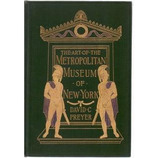 Art of the Metropolitan Museum of N.Y.C. Book