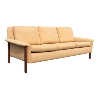 Danish Modern Teak Dux Style Sofa