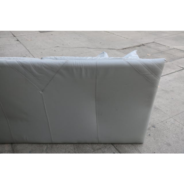 Nicoletti Italian Leather Sofa - Image 9 of 11