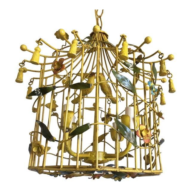 Italian Birdcage Chandelier - Image 1 of 8