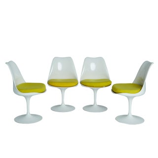 1st Generation Tulip Chairs by Knoll Associates
