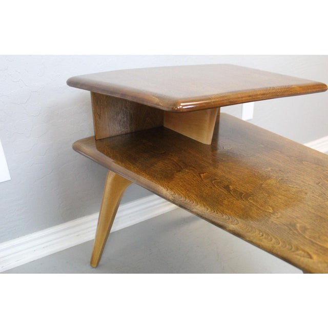 Heywood-Wakefield End Tables - A Pair - Image 3 of 7