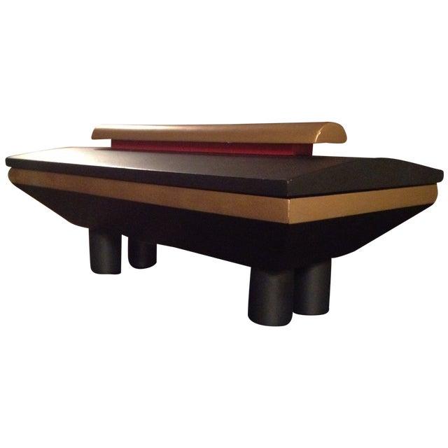 Andrew Chulyk Studio Maxima Wood Box - Image 1 of 6