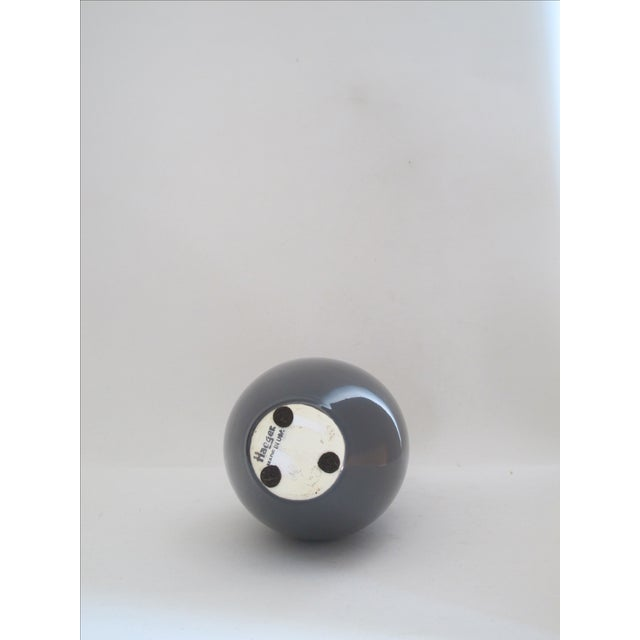Image of Haeger Gray Vase