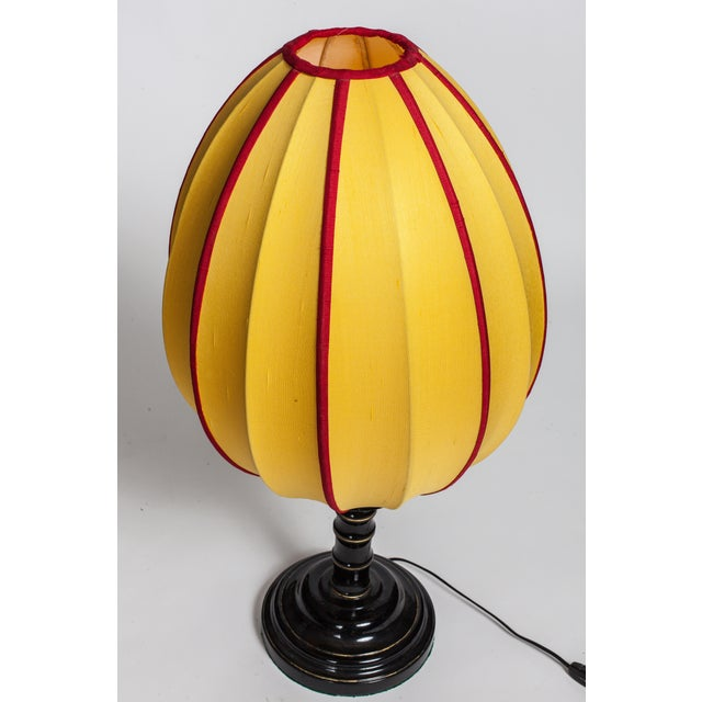 Vintage Lamps From China Club in Beijing - A Pair - Image 4 of 5