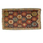 """Image of Leon Banilivi Antique Caucasian Kilim - 6' X 10'8"""""""