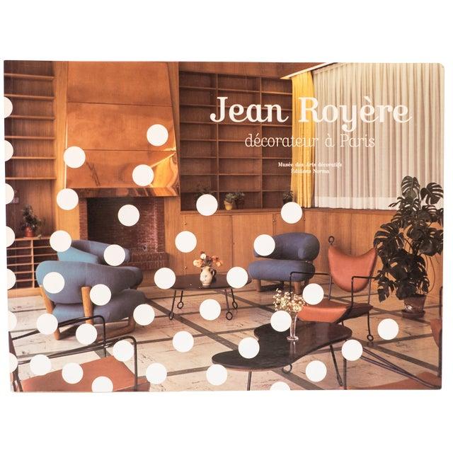 Jean Royere, Décorateur a Paris Book - Image 1 of 9