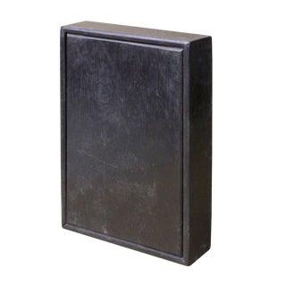 Chinese Huali Rosewood Dark Brown Handcrafted Storage Box