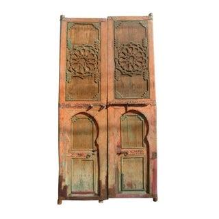 Moroccan Riad Doors - A Pair
