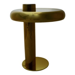 Brass Table Lamp, Paavo Tynell Style