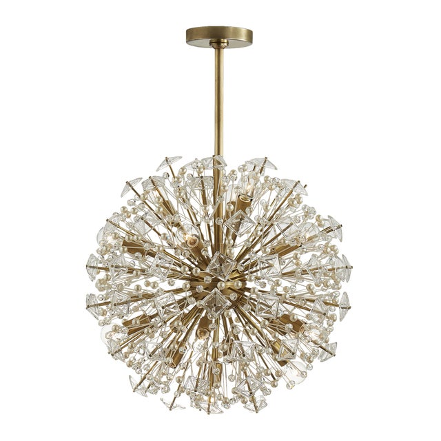 Image of Kate Spade for Visual Comfort Dickinson Pendant Light