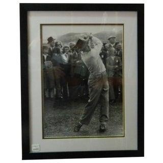 Golfer Sam Snead Photograph