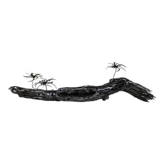 Driftwood Sculpture or Garden Art of Reclaimed Metal by Jason Startup