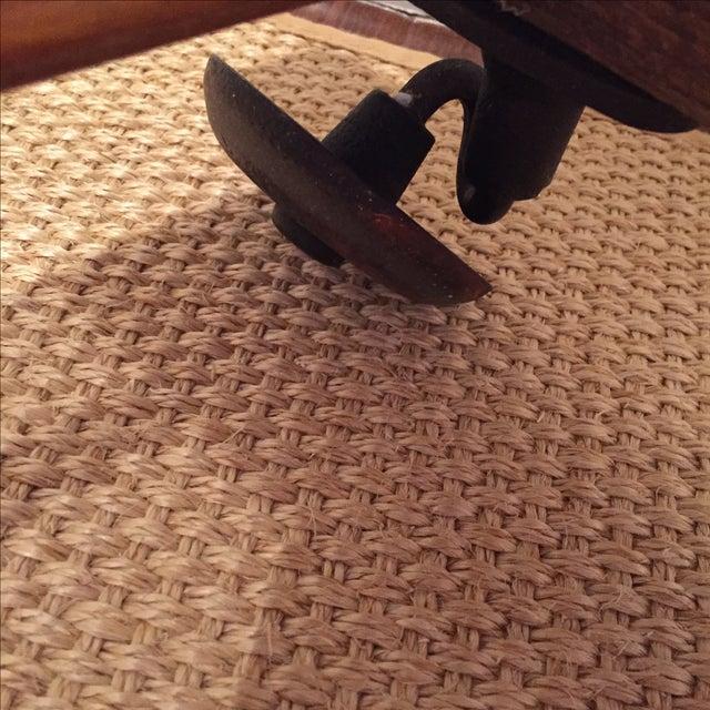 Vintage Shelving Factory Shoe Rack - Image 4 of 6