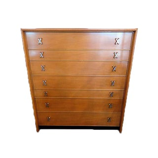 Paul Frankl Tall Chest