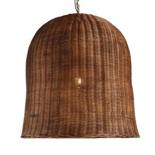 Coffee Stain Bell Lantern Extra Large