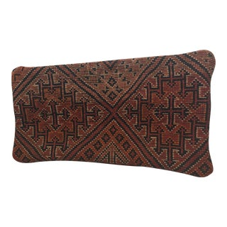 Vintage Moroccan Wool Pillow