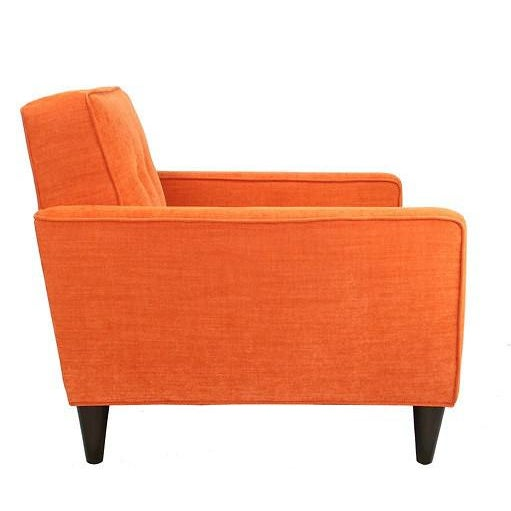 Image of Mid-Century Modern Bowie Club Chair