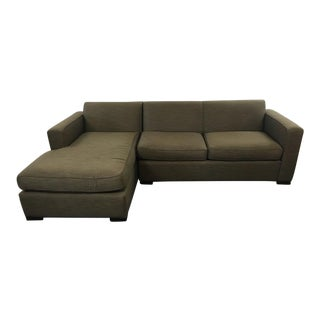 Room & Board Contemporary Upholstered Sectional Sofa