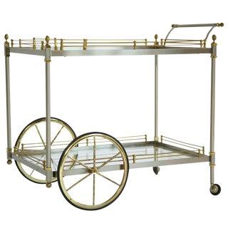 Italian Bar Cart