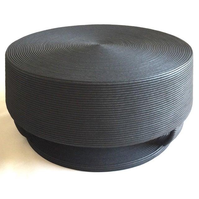Afritamu Christian Astuguevielle Black Rope Coffee Table - Image 2 of 5