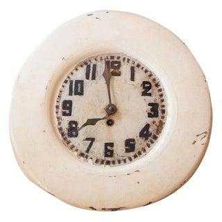 Folk Art Country Clock