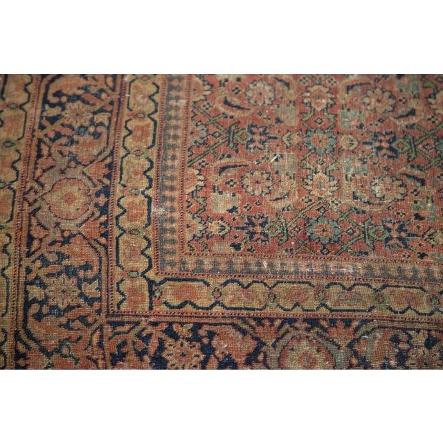 """Antique Tabriz Rug - 4'3"""" X 6'3"""" - Image 4 of 10"""