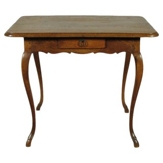 German Rococo Side Table