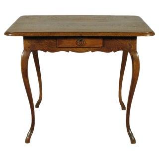 German Rococo Side Table