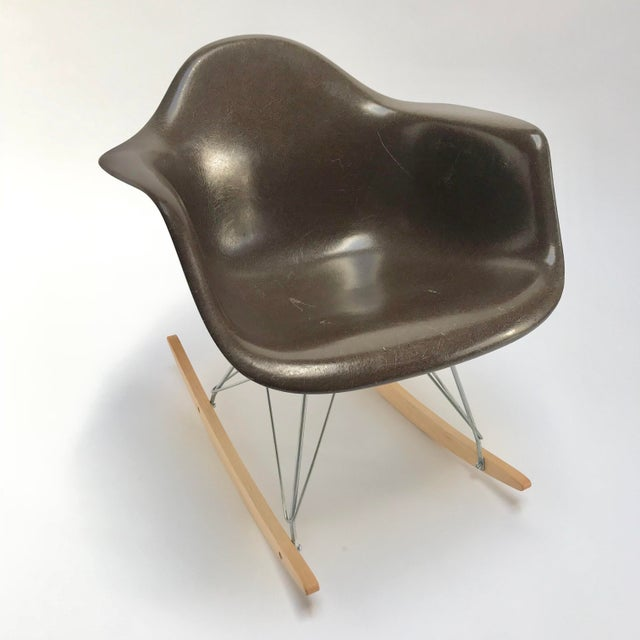 Vintage Eames Rocking Chair - Image 2 of 11