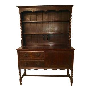 Antique Welsh Cupboard