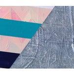Image of NY15 #17 Original Geometric Painting