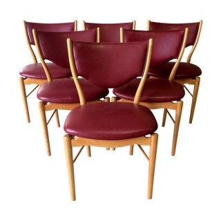 Finn Juhl Dining Chairs for Bovirke - Set of 6