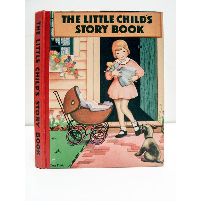 """Little Child's Story Book"" 1935 Book - Image 2 of 7"