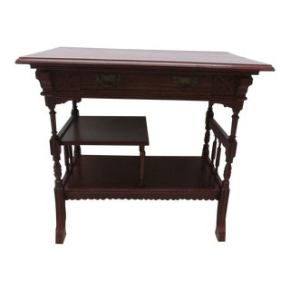 Victorian Foyer Table Console