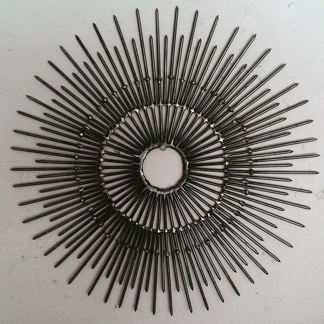 Image of Mid Century Inspired Starburst Wall Art