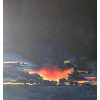 """""""Last Light #7"""" Painting"""