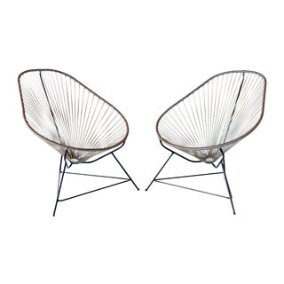 Acapulco Lounge Chairs - Pair