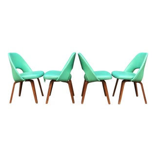Eero Saarinen Knoll Side Chairs - Set of 4