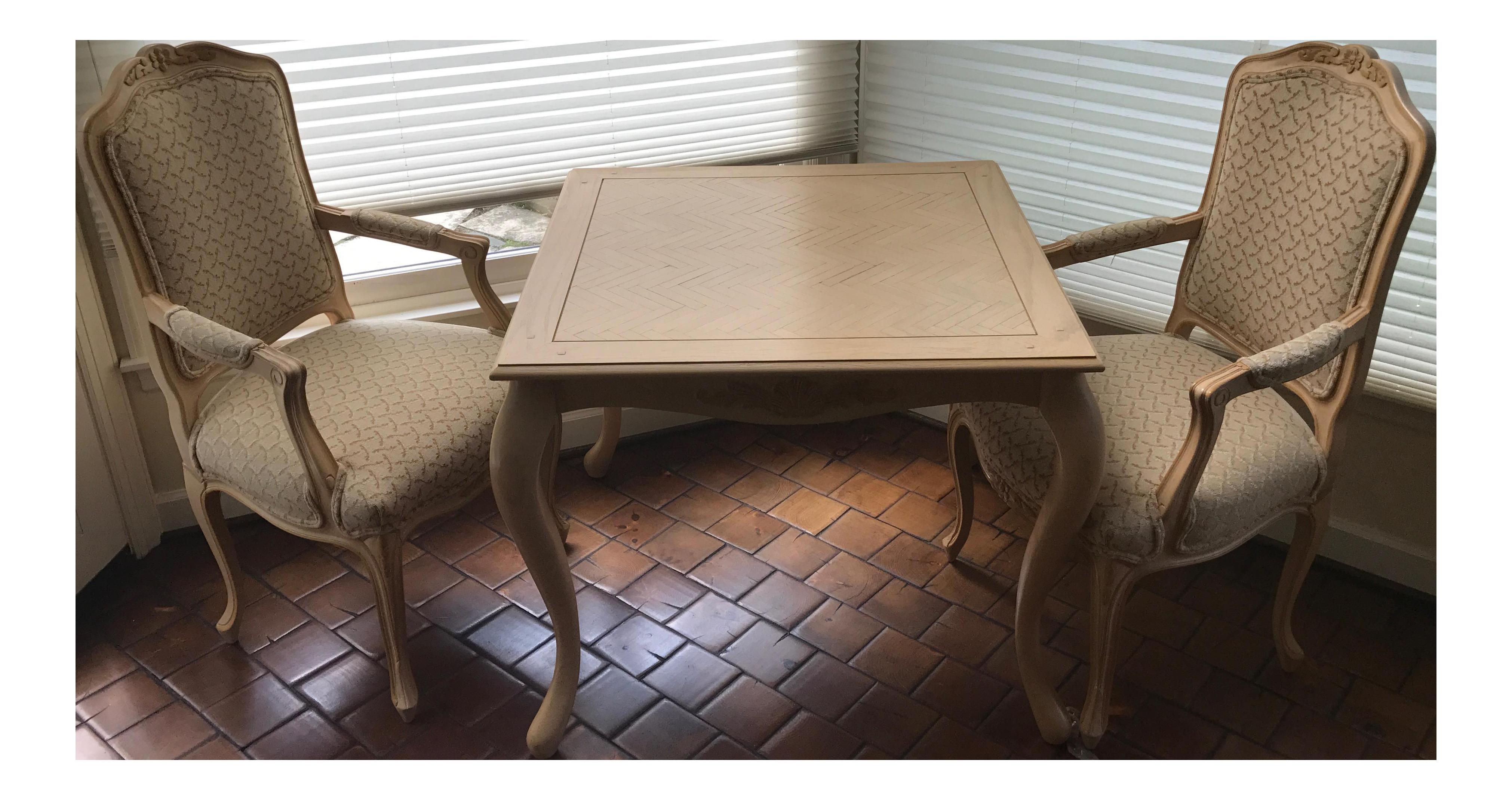 Custom Fremarc Design Table U0026 Chairs