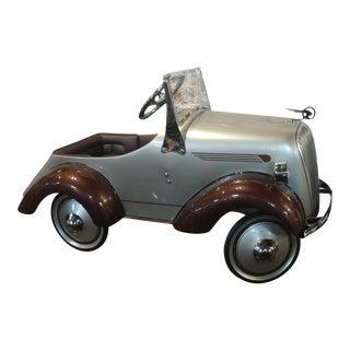 1936 Pontiac Pedal Car by American National Skippy-Rare