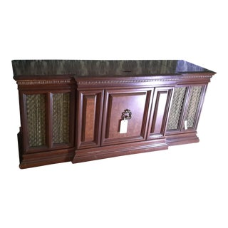 Vintage Fisher President Stereo Console