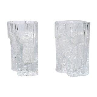 Tapio Wirkkala Vases for Iittala - A Pair
