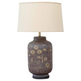 Italian Ceramic Lamp