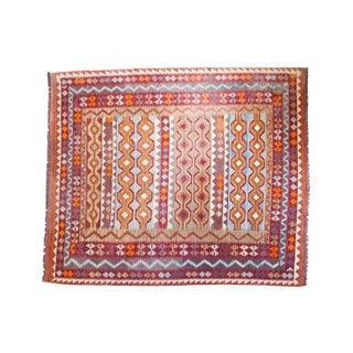 """Contemporary Kilim Carpet - 7'10"""" x 9'6"""""""