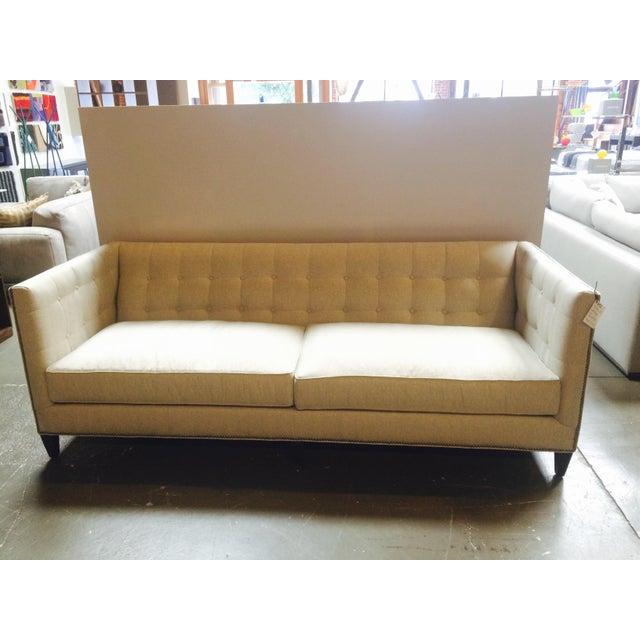 Image of Brand New Huntington House Tufted Sofa
