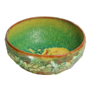 Hand Thrown Earthenware Bowl by Andrew Wilder #26