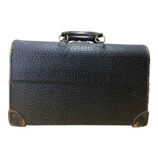 Vintage Leather Doctor's Bag C.1920