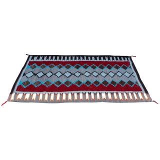 Colorful Navajo Indian Weaving